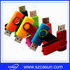 Promotional gift real capacity 64gb usb flash drive with high speed flash
