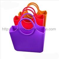 China Shenzhen Silicone Bag Manufacturer beach bag pvc