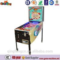 Libya amusement pinball machine oriental pearl pinball game board