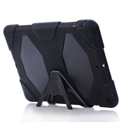 Tough Military Hard Rugged Anti-Shock Heavy Duty Case with Belt Clip for iPad mini,for iPad 2/3/4