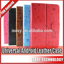 cute design case tablet 7 inch universal, tablet pc case