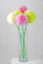 artificial flower fake Onions cones flower wedding decoration