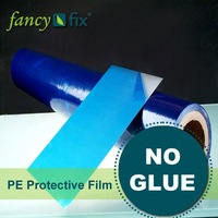 pe protective film for metal surface mobile phone screen protection films