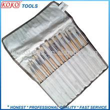 Cotton bag packing professional makeup brush belt