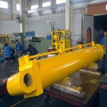 hydraulic cylinder bed