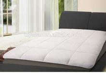 Wool quilt, White 170 x 200