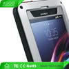high quality aluminum for waterproof cover sony xperia z1