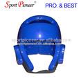 Protector de cabeza de cuero PU casco de cuero PU casco de alta densidad