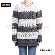 Handmade Loose Women Knit Sweater