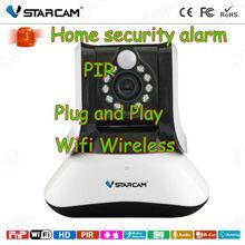 VStarcam two Way Audio Indoor Use Free video call Wireless pir ip camera pir camera