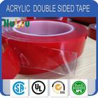 Custom size acrylic film jumbo roll adhesive tape