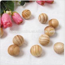 wholesale natural wooden camphor balls
