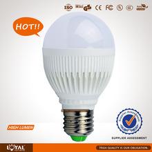 led lamp e27 led light 5w bulb