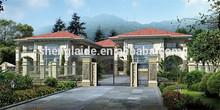 2014 Manufacturer Iron Arch Garden Gate (manufacturer)