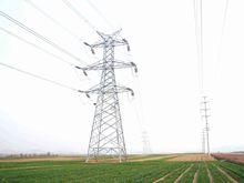 220KV Transmission Line Angular Towers