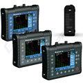 Portátil de detección de grietas de fallas por ultrasonido detector de extra con transductores& los cables de conexión