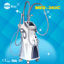 Medical CE approved KES Unique design RF+Vacuum Slimming machine