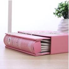 factory custom paper cardboard cover pp sheet photo album memo book