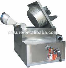 Automatic Single Bucket type Shaomai/Dumpling/Samosa/Cake/Pigskin Frying Machine/Fryer/Frying bucket