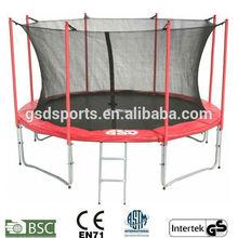 Aldi Trampoline with Enclosuret from GSD