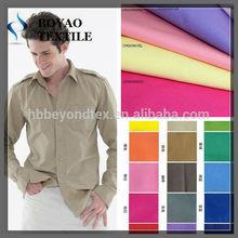 Workwear, Uniforms, Military Fabrics 45X45 120g workwear material plain dyed white bleach