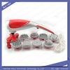 BLS-1083 Magic 10 in 1 electric vibrating body massage