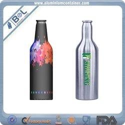 made new design aluminum most popular 750ml aluminum beer bottle