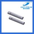 Astm. sch80 6 pouces. tuyau en pvc, cpvc pipe pour l'utilisation de l'industrie