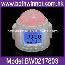 FG032 projector clock keychain