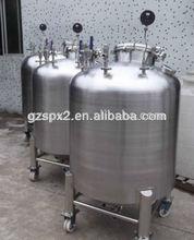 500L compact design perfume/ alcohol storage container, pressure vessel