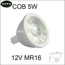 cob spot lamp 12v 3200k 6500k 4500k mr 16 led