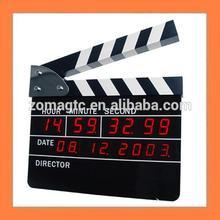 Action Movie Director Alarm Clock