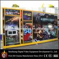 Comercial equipos de cine, proyector, más películas gratis s, el cine de la cabina para 5d sistema de cine