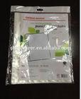 mirror screen sheet protector /punch pockets