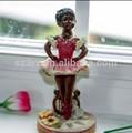 Kunststoff ballerina figuren, kunststoff ballerina figuren fabrik, custom made ballerina figur