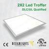 Attractive !!! DLC UL/cUL 2x2 ft LED Troffer Luminaire 50W ul led panel light