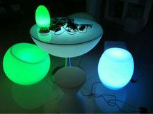 2014 Wedding Decoration /LED Bar Table / LED PE bar table,LED light Bar Table