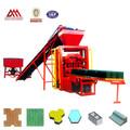Qtj4-26 venta caliente en áfrica!!! Pequeños de ladrillo que hace la máquina para la fábrica de producción de la línea/de ladrillo que hace la máquina de bajo precio