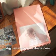plastic photo album holder wholesale