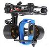 2-Axis Aluminum Brushless Camera Mount Gimbal w/ Motor for Gopro3 DJI Phantom
