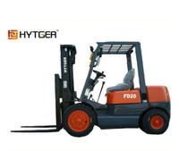 2.0ton steering hydraulic cylinders for forklift petrol forklift trucks linde forklift spare part