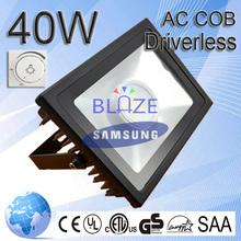 Daylight White Samsung AC COB 3000lm High Lumens LED Flood Lighting High Power High Lumen LED Flood Light