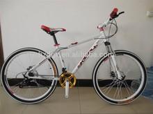 การออกแบบใหม่201326นิ้วจักรยานภูเขา/mtbจักรยานกับshimanoชิ้นส่วนจักรยาน( 26mt114)