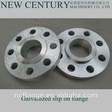 ASTM carbon steel serrated face flange