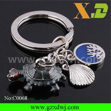 Hot Sale tortoise shape key chain
