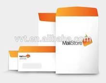 Custom made A4 paper file bag/document bag /envelope