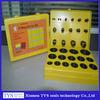 Durable machine part NBR o ring box