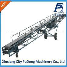 High quality plant price hq69 movable conveyor belt