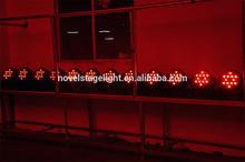 home party lighting rgb/rgwb 54 3w led par can