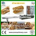 Industrielle automatique électrique de Production de barres de céréales nutritionnel